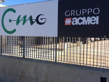 C.M.G. ENTRA A FAR PARTE DEL GRUPPO ACMEI