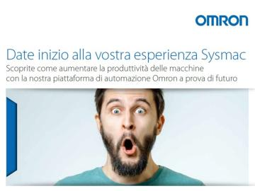Sysmac Experience OMRON
