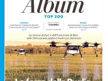 LA PUGLIA DELLE TOP 200
