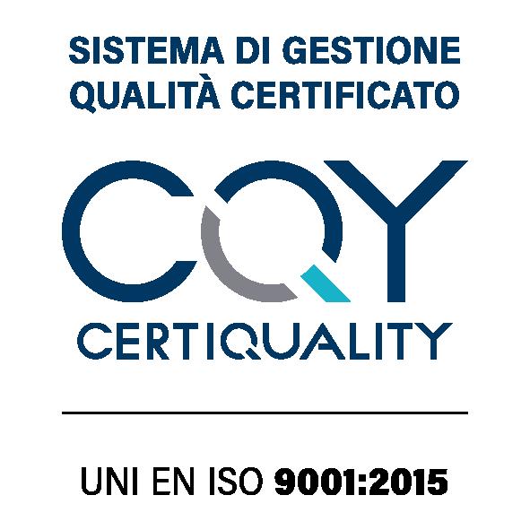Certificato CQY
